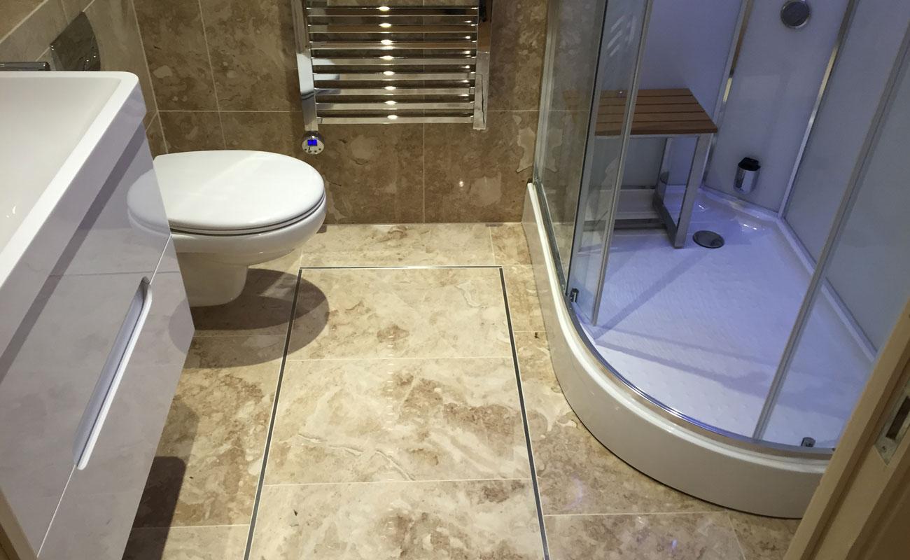 Bathroom Refurbishment Project - Grand Finish